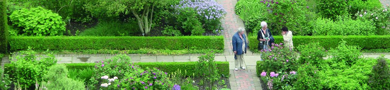 Gite e Viaggi all'estero del Garden Club di Bologna: Giardini, Parchi, Dimore storiche II