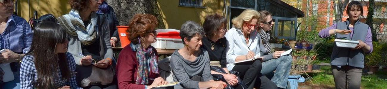 Corsi di Botanica e Giardinaggio a Bologna II - Garden Club Camilla Malvasia