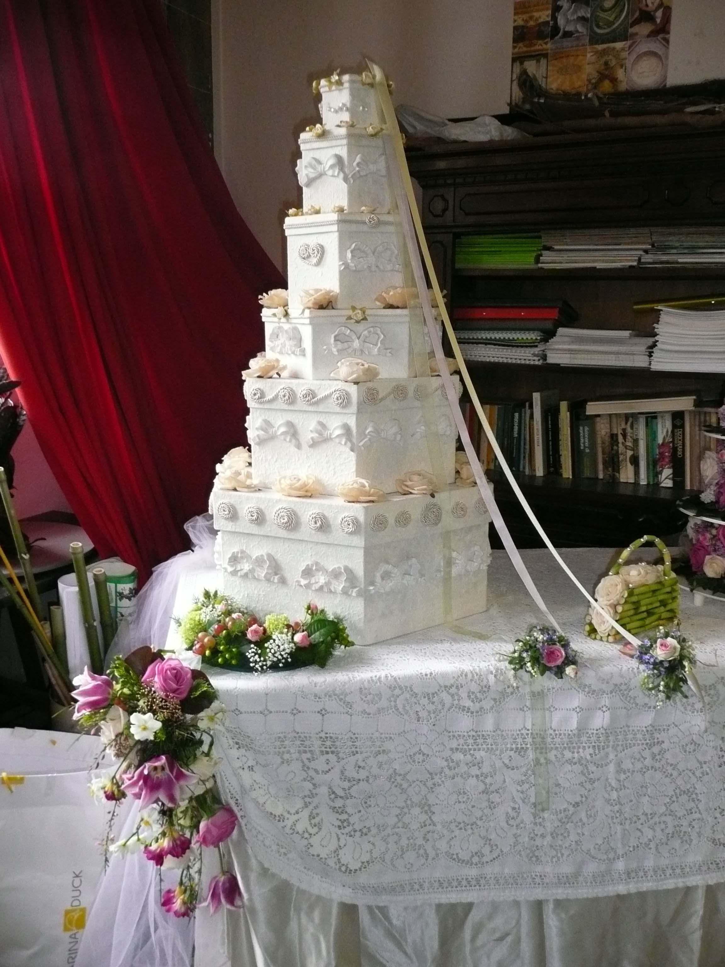 Tavola degli sposi, Lezione Quattro matrimoni e un funerale, 2012