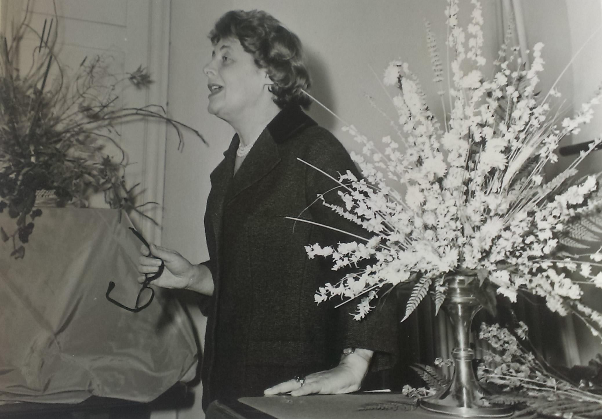 Dimostrazione Di Camilla Malvasia 1958