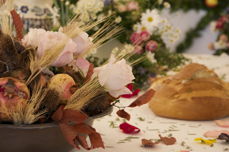 """Garden Club Bologna - Mostra """"Fiori in tavola attraverso i secoli"""" 2015"""